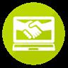 """Учет в 1С с удаленной настройкой, обновлениями программы и сервисов от """"АС-Консалтинг"""""""